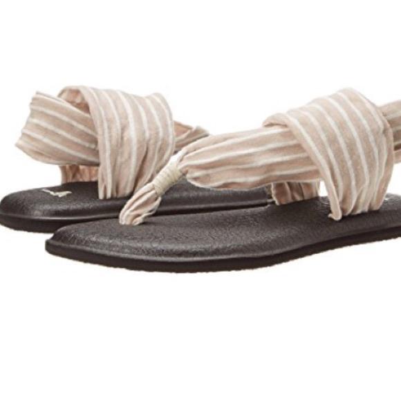 d340f8bd5f39 Sanuk Shoes - Sanuk Yoga Sling 2 Tan Natural Sandals